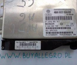 VW SEAT SKODA AUDI 4B0927156CF ЭБУ купить бу