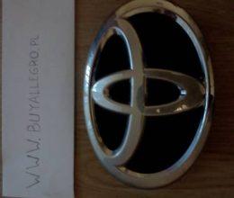 значoк эмблема Toyota RAV4