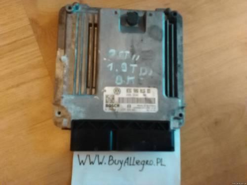 ЭБУ 038906019JL AUDI A4 B6 1.9 TDI