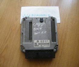 VW CADDY 2.0 SDI блок управления 03G906016HN